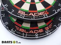Blade 4 Dartscheibe