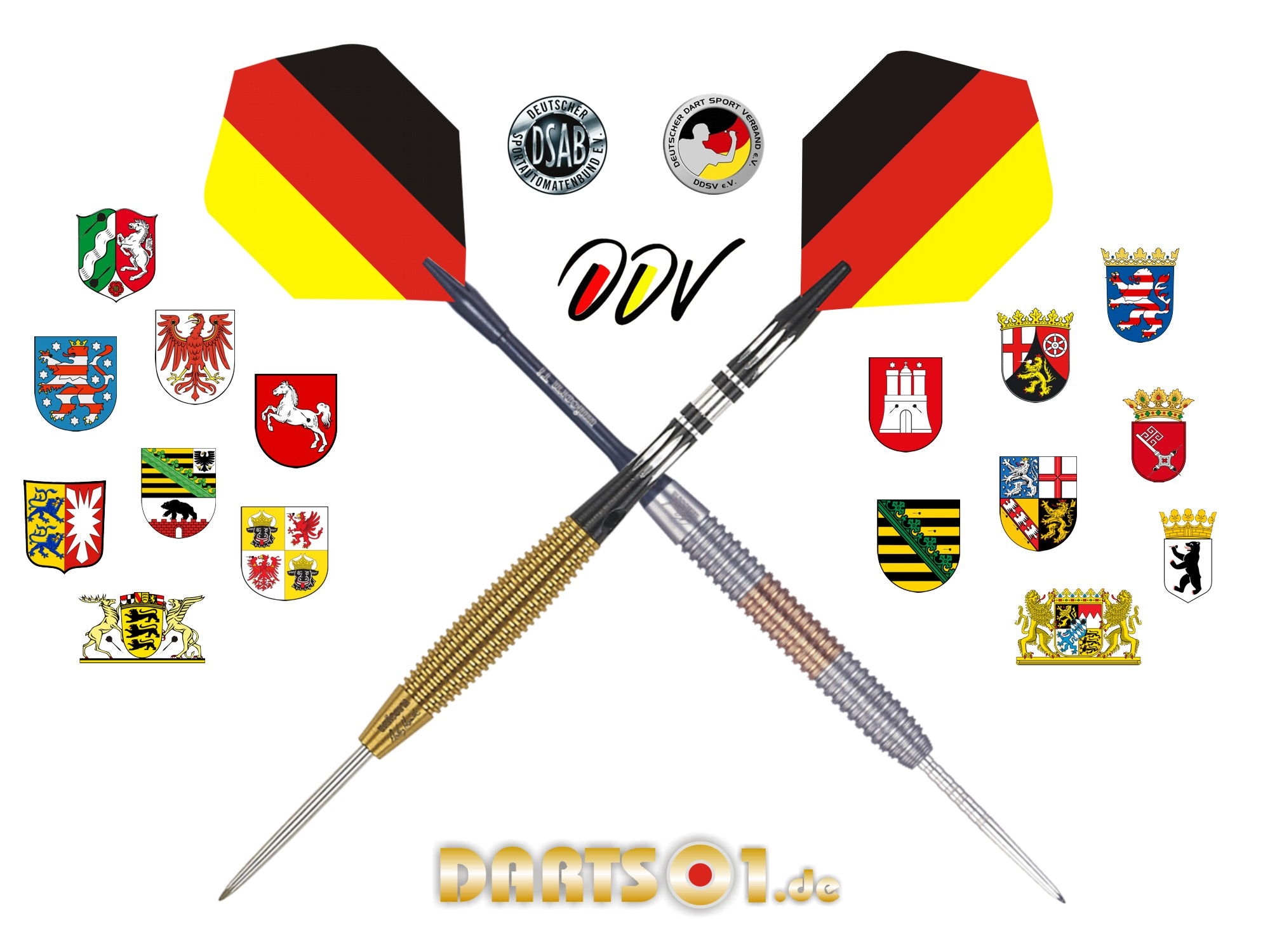 darts in deutschland