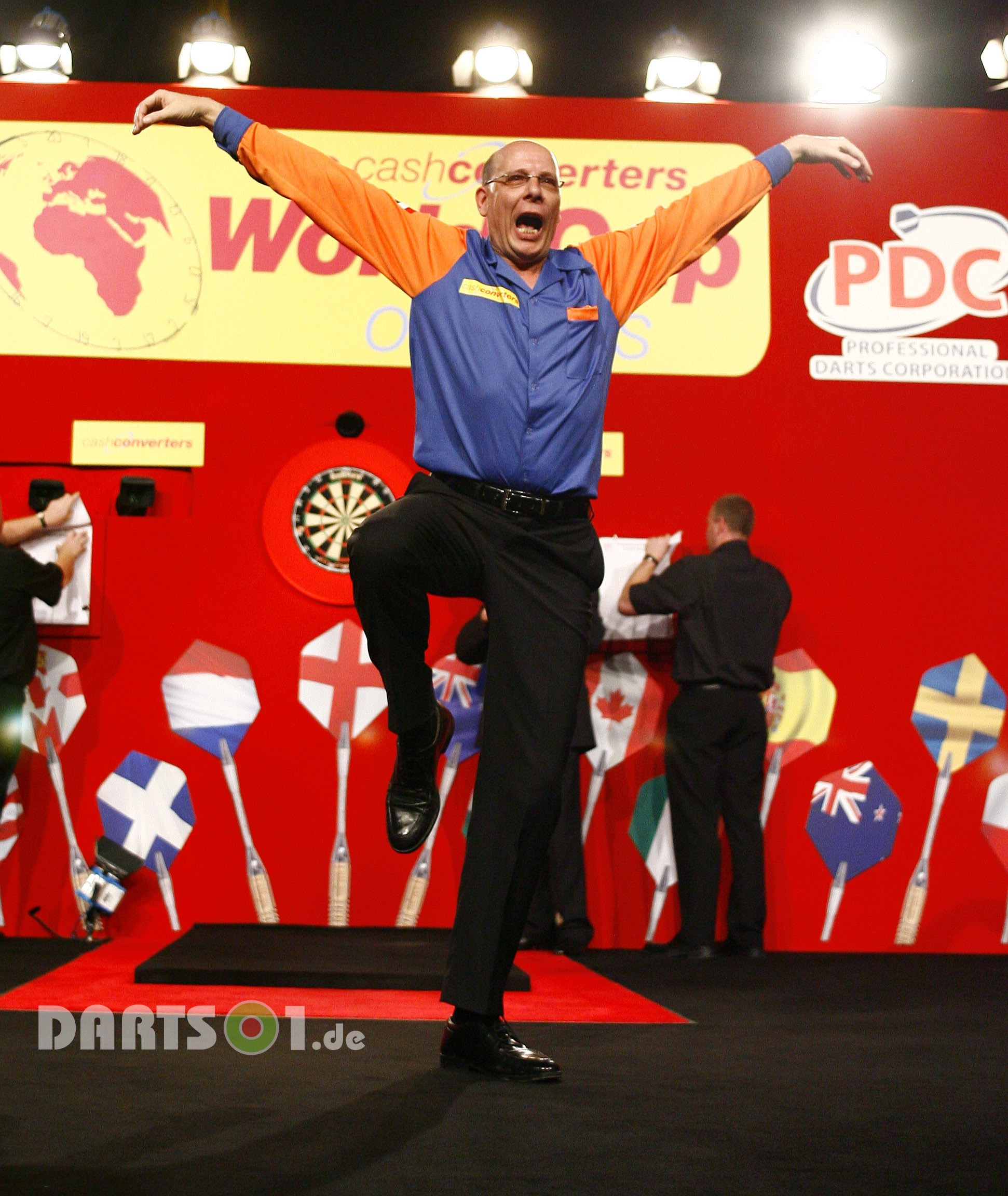 dart world cup