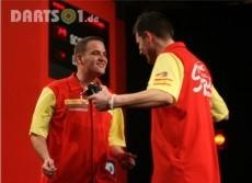 Dart Team Spanien